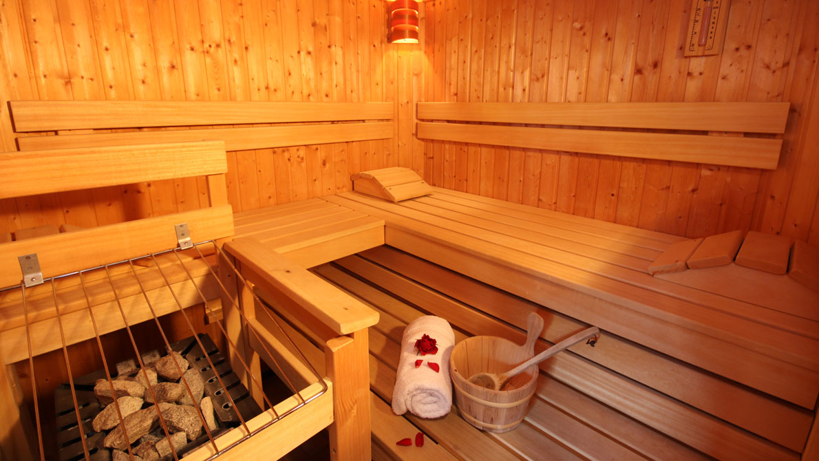 sauna wohlbefinden ferienwohnungen peter paul in riezlern im kleinwalsertal. Black Bedroom Furniture Sets. Home Design Ideas